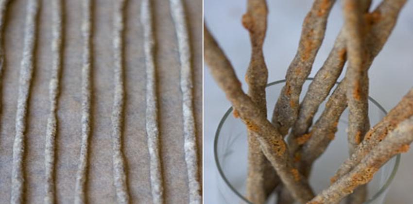 Doma narejene bobi-palčke iz ajdove moke